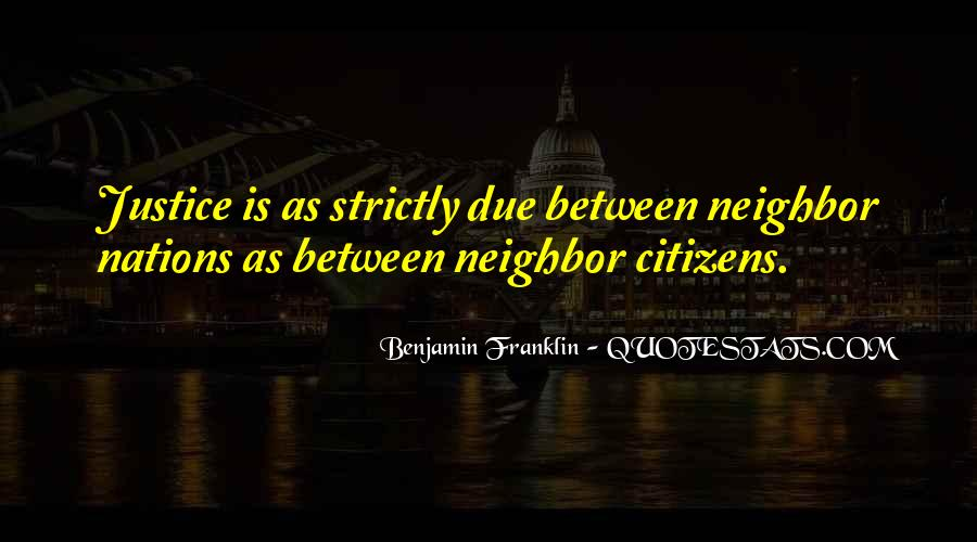 Diplomatic World Quotes #312354
