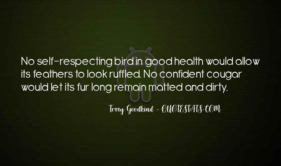 Dirty Bird Quotes #1190594