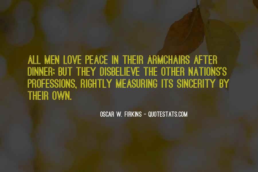 Disbelieve In Love Quotes #635617