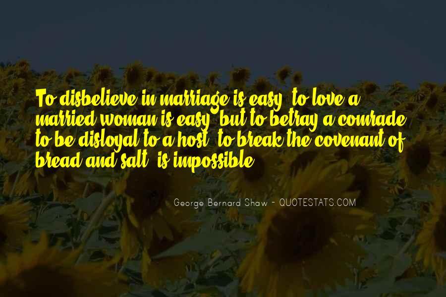 Disbelieve In Love Quotes #965727