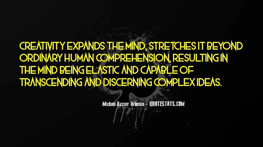 Discerning Mind Quotes #1755165