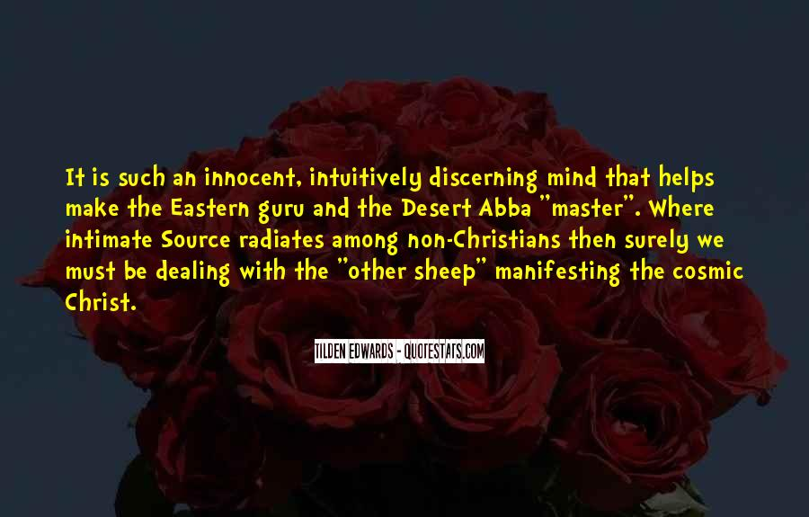 Discerning Mind Quotes #303829