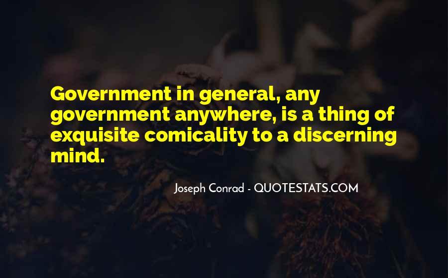 Discerning Mind Quotes #699649
