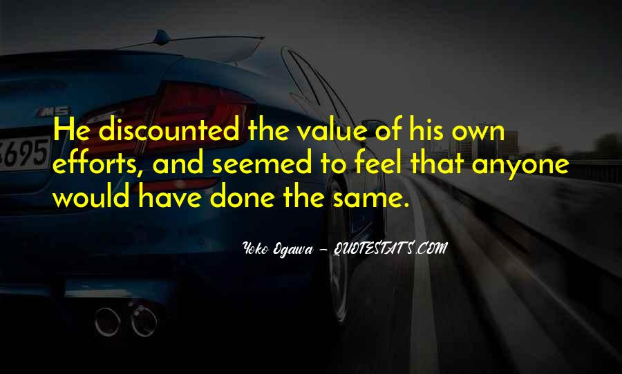 Discounted Quotes #1330784