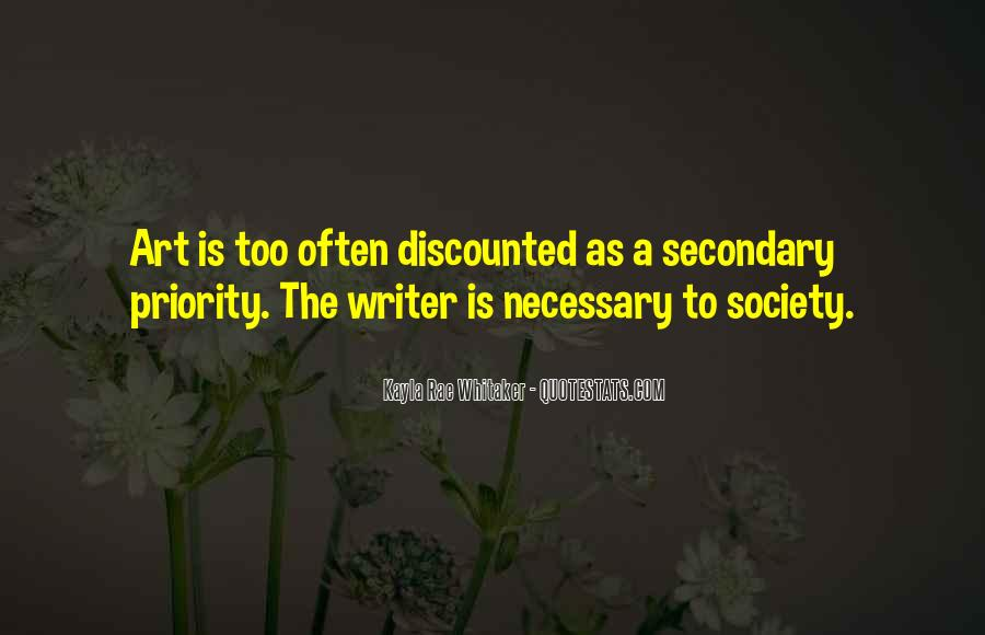 Discounted Quotes #1561622