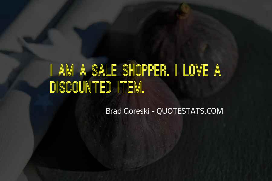 Discounted Quotes #510952