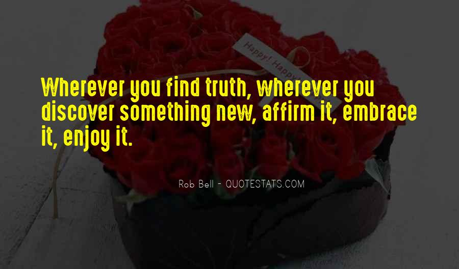 Discover Truth Quotes #121493