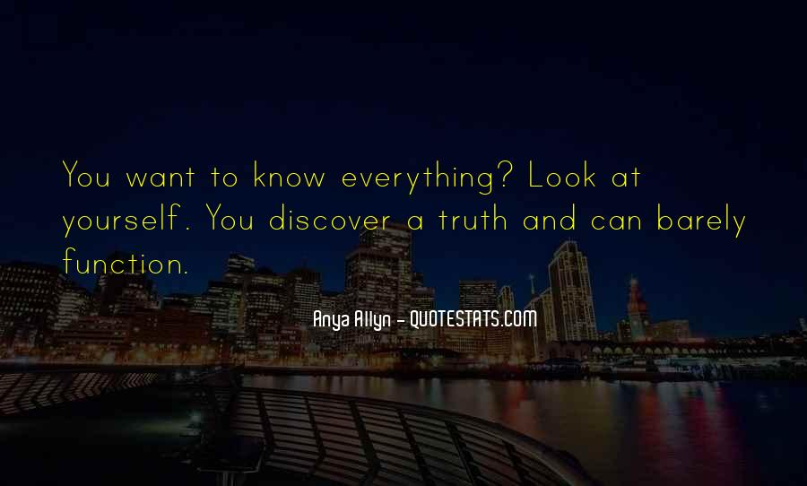 Discover Truth Quotes #493987