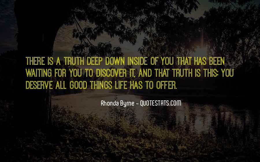 Discover Truth Quotes #561495