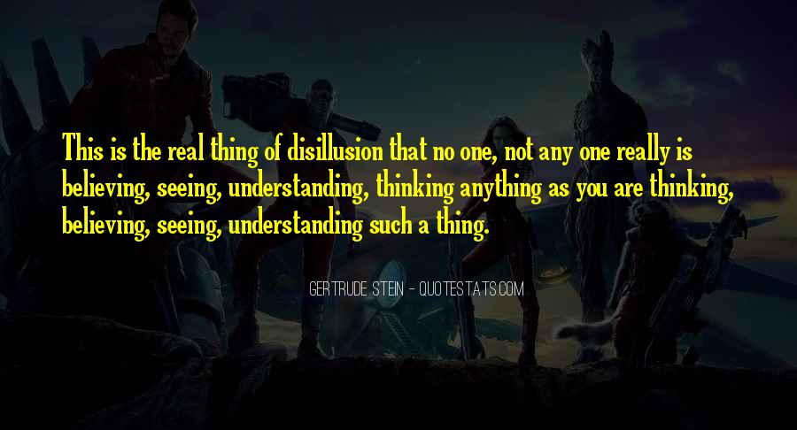 Disillusion Quotes #1244215