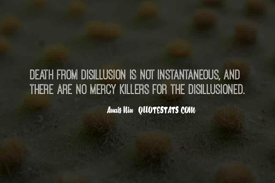Disillusion Quotes #1806050