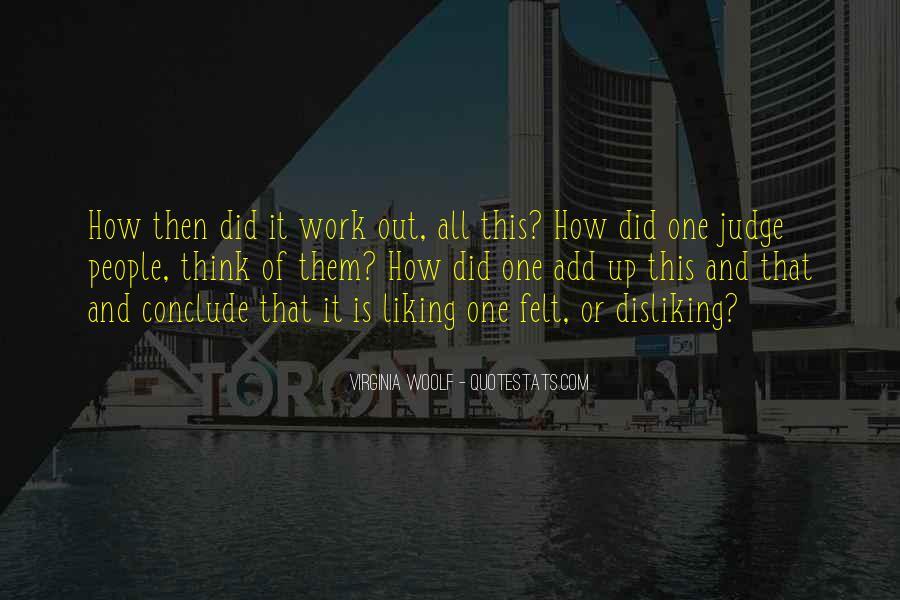 Dislike Work Quotes #1164279
