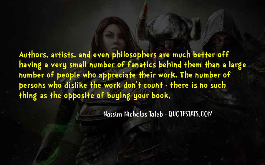 Dislike Work Quotes #742047