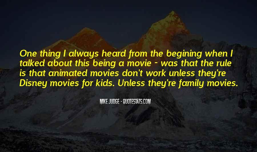 Disney Movie Quotes #1004362