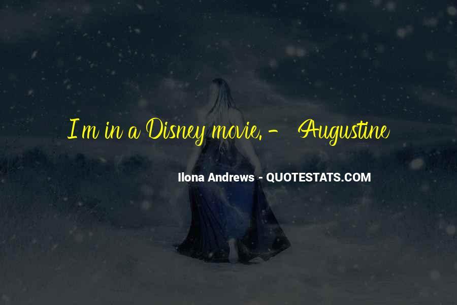 Disney Movie Quotes #1048510