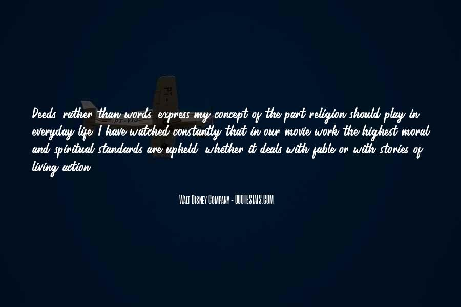 Disney Movie Quotes #1190241