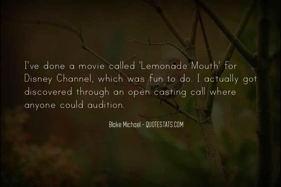 Disney Movie Quotes #1323579