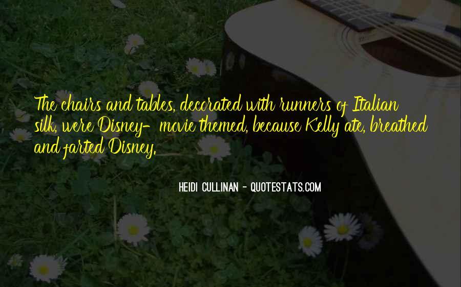 Disney Movie Quotes #1424184