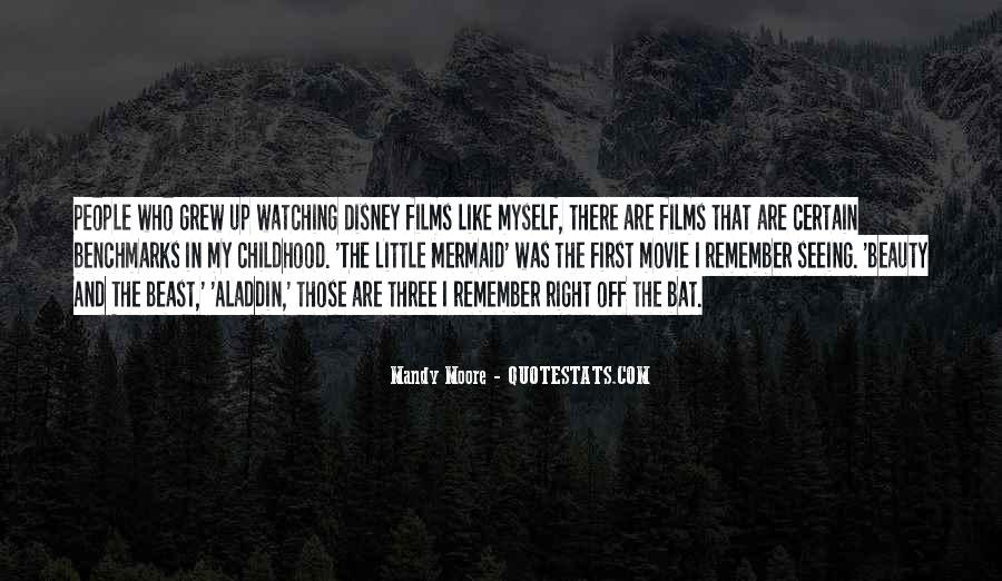 Disney Movie Quotes #1863007
