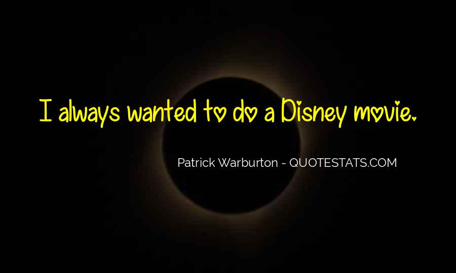 Disney Movie Quotes #214496