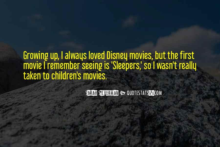 Disney Movie Quotes #253284