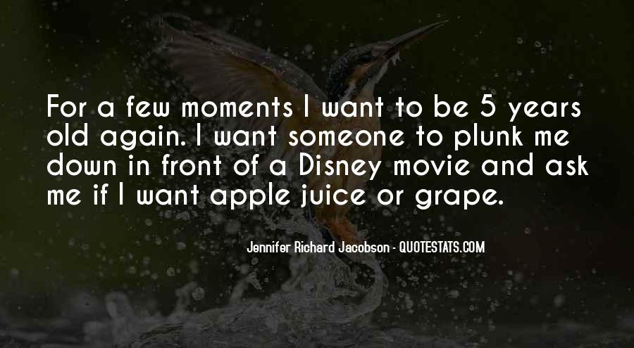 Disney Movie Quotes #262807