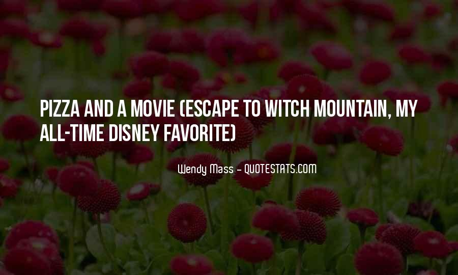Disney Movie Quotes #274029