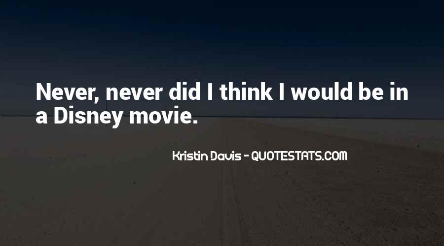 Disney Movie Quotes #544147