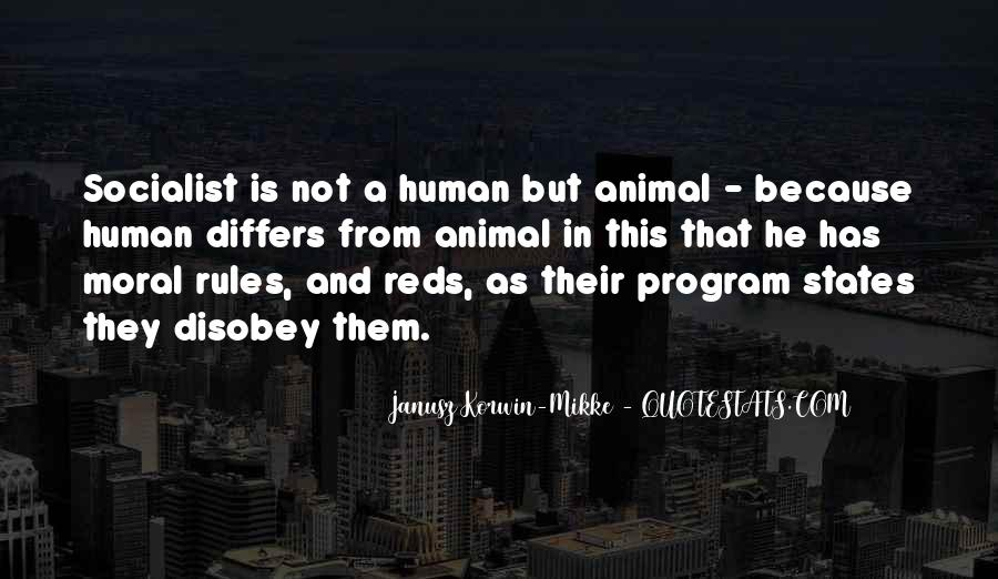 Disobey Rules Quotes #372025