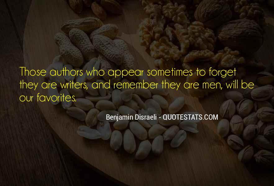 Disraeli Benjamin Quotes #102109