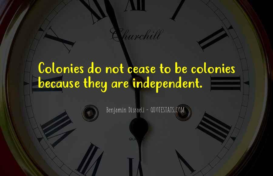 Disraeli Benjamin Quotes #104423
