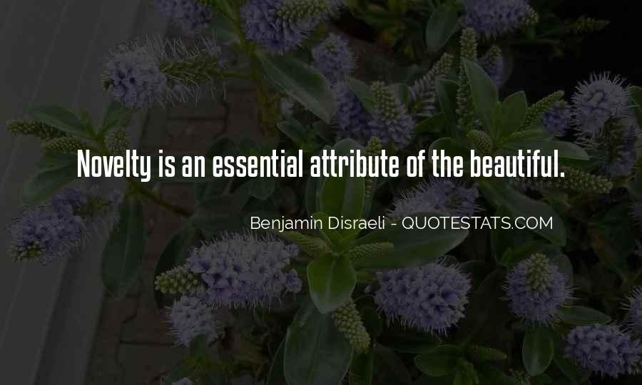 Disraeli Benjamin Quotes #122772