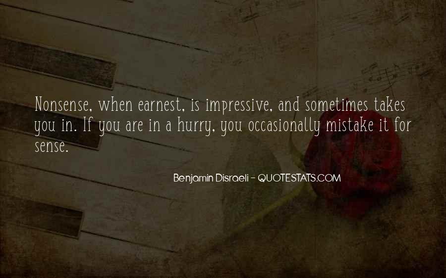 Disraeli Benjamin Quotes #126500