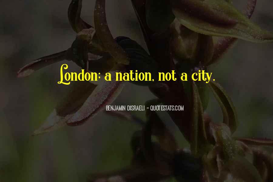 Disraeli Benjamin Quotes #126867