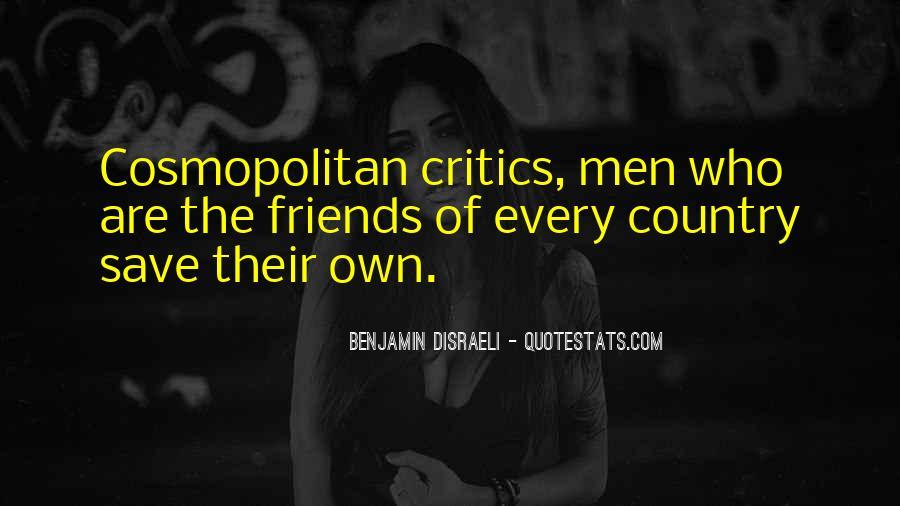 Disraeli Benjamin Quotes #127047