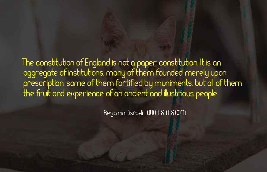 Disraeli Benjamin Quotes #128067