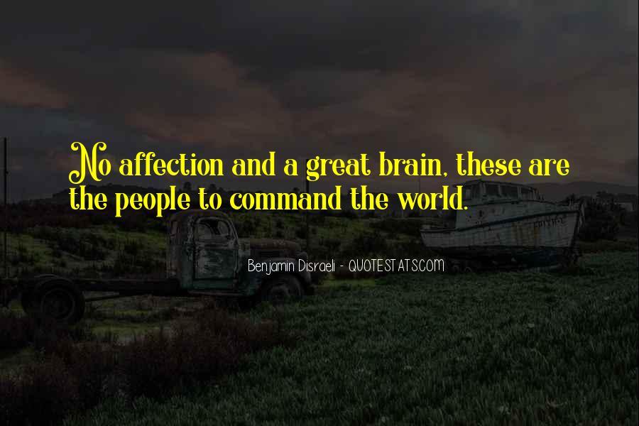 Disraeli Benjamin Quotes #157855