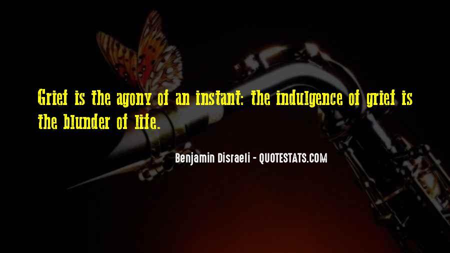 Disraeli Benjamin Quotes #159625