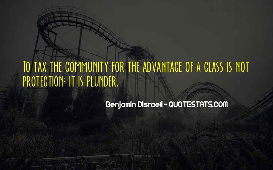 Disraeli Benjamin Quotes #161579