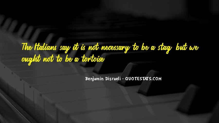 Disraeli Benjamin Quotes #186155