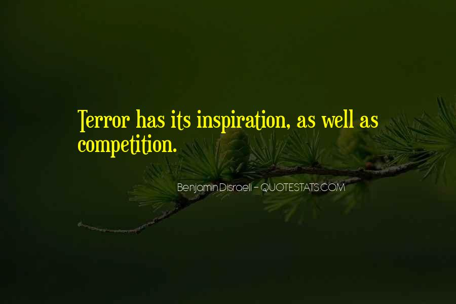 Disraeli Benjamin Quotes #204909