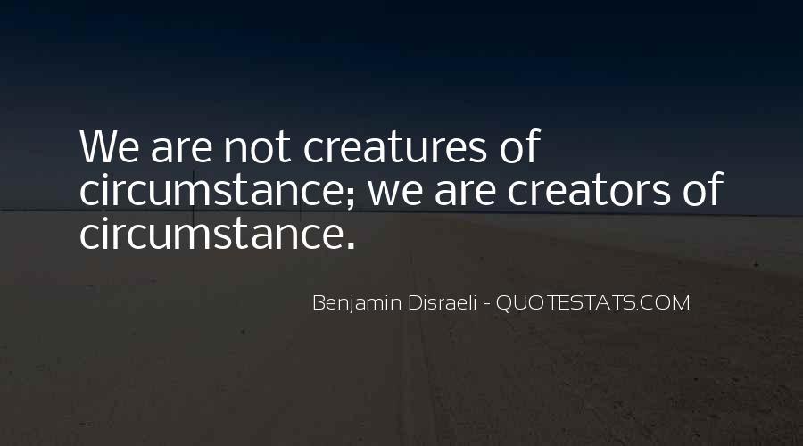Disraeli Benjamin Quotes #221176