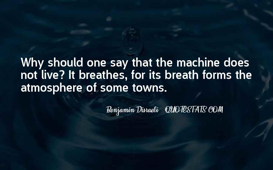 Disraeli Benjamin Quotes #22266
