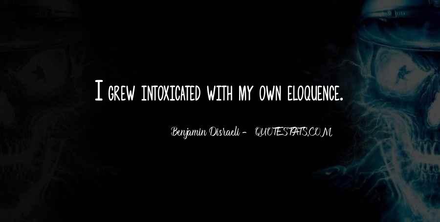 Disraeli Benjamin Quotes #228122
