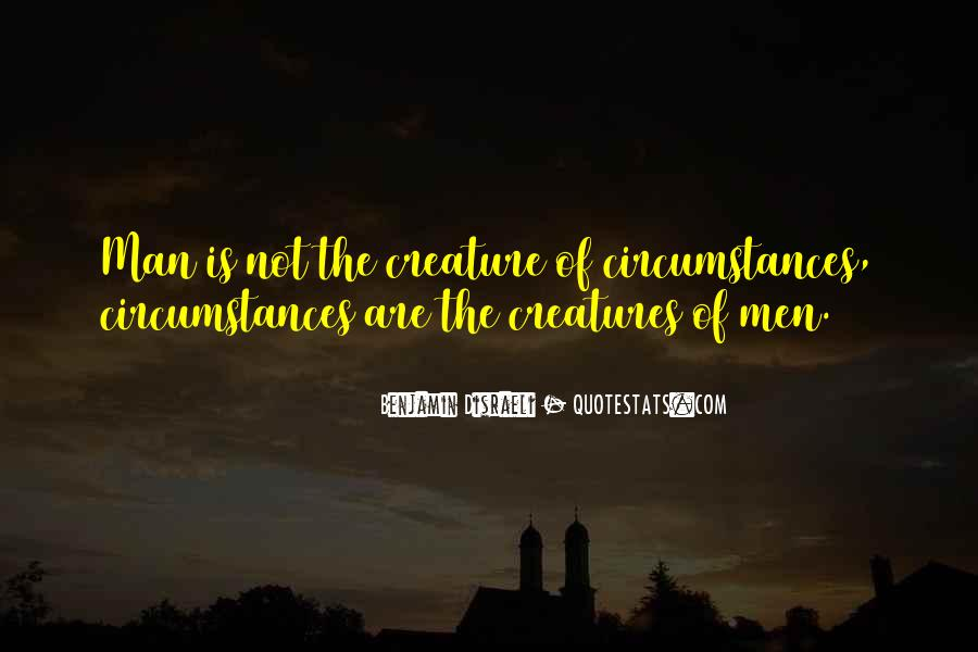 Disraeli Benjamin Quotes #23005