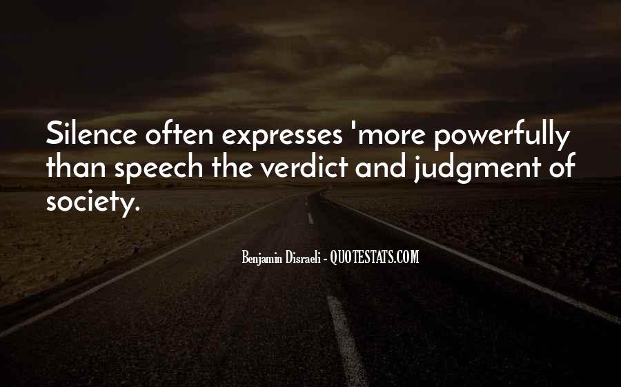 Disraeli Benjamin Quotes #245558