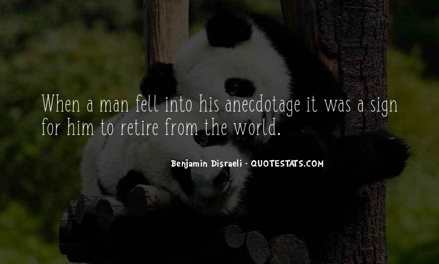 Disraeli Benjamin Quotes #245962