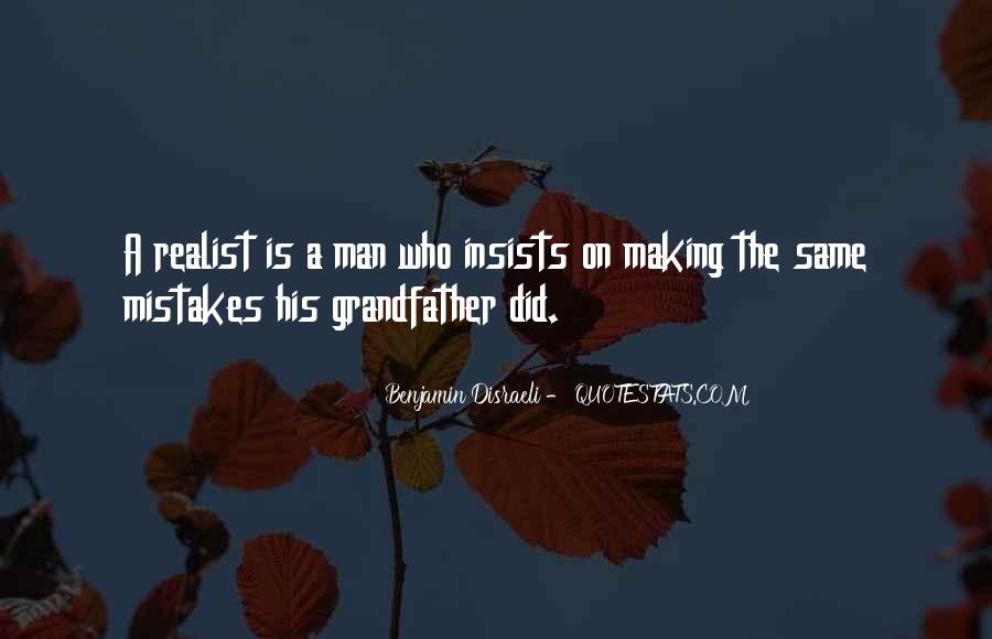 Disraeli Benjamin Quotes #247126
