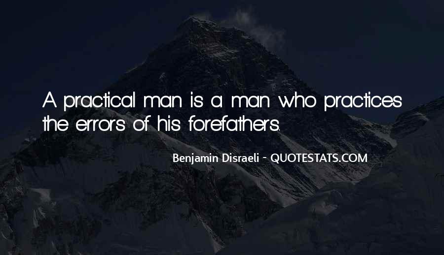 Disraeli Benjamin Quotes #256556