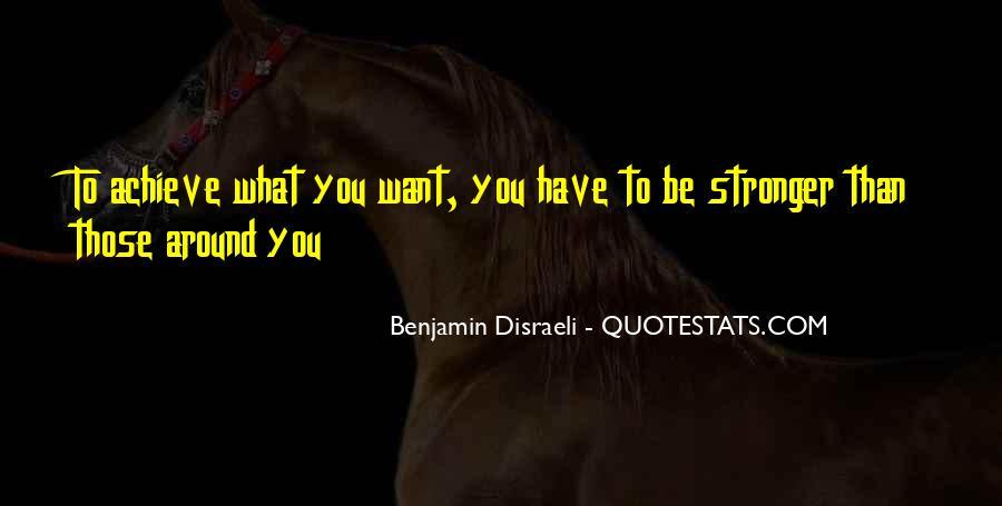 Disraeli Benjamin Quotes #2569